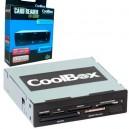 "Lector 61 en 1 Memory-Card Bluetooth 3,5"" CR-500BT"
