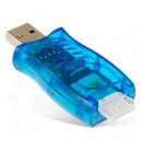 Lector tarjetas SIM teléfono USB 2.0