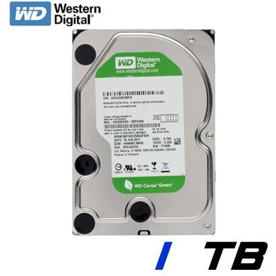"""HD 1TB WD 3,5"""" S-ATA III Caviar Green"""