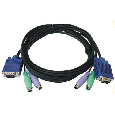 Cable KVM PS2/VGA 5m M/M