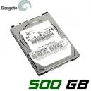 """HD Portátil 500GB Seagate 2,5"""" S-ATA"""