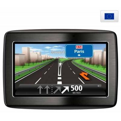 "GPS TomTom VIA 120 4,3"" Mapas Europa"