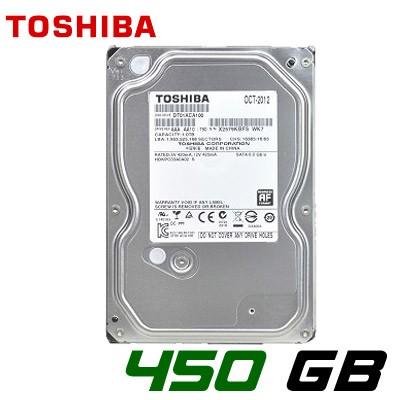 "HD 450GB Toshiba SAS 10K SFF 2,5"" - MBF245LRC-LF"