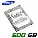 "HD Portátil 500GB SAMSUNG 2,5"" S-ATA"