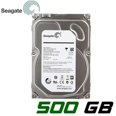 HD 500GB Seagate SATA Barracuda (RFB)