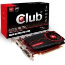 SVGA ATI Radeon HD7750 Club 3D 1GB DDR5
