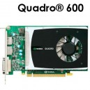 SVGA NVIDIA Quadro® K600 1GB DDR3